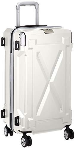 [レジェンドウォーカー] スーツケース 防水キャリー 保証付 56L 61 cm 3.6kg アイボリー