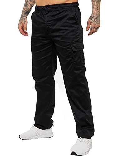 Kruze męskie designerskie chinosy bojówki bojówki spodnie elastyczne spodnie wszystkie rozmiary talii