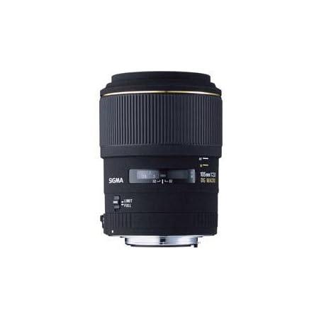シグマ 105mm F2.8 EX DG MACRO ニコン用