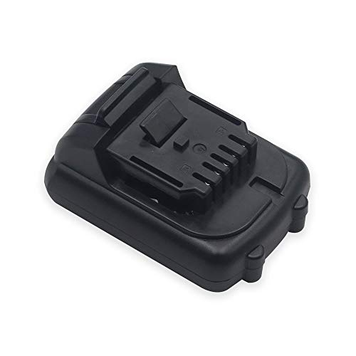 HSW 10.8V 2.0Ah Lithium-ion Dewalt DCB120 Replacement Battery for Dewalt DCB120 DCB121 DCB123 DCB127 DCB100 DCB101 DCB119 DCB127-2 DCD710 Cordless Power Drill Tools Batteries