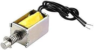 4.5V 3 milímetros 50g abra Bobina Form DC solenóide eletroímã atuador