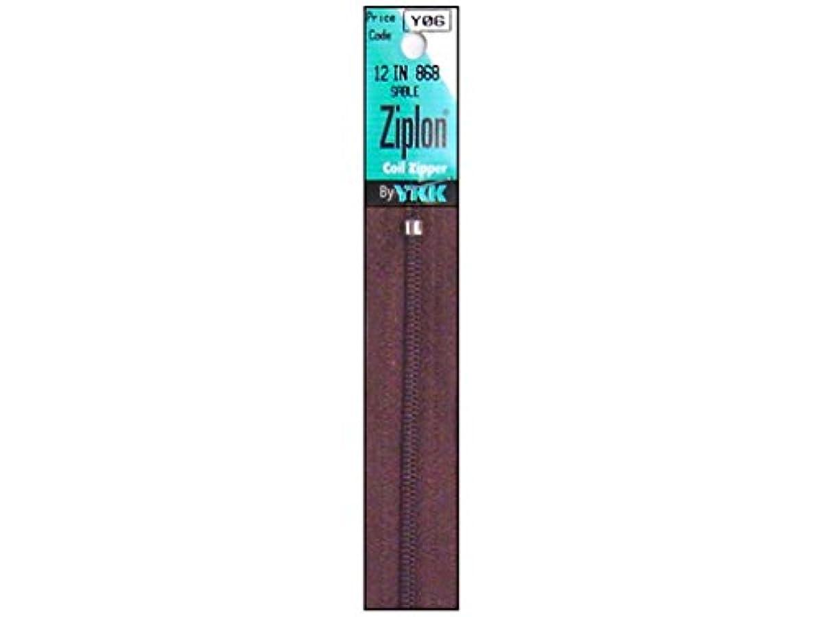 YKK Ziplon Coil Zipper 12