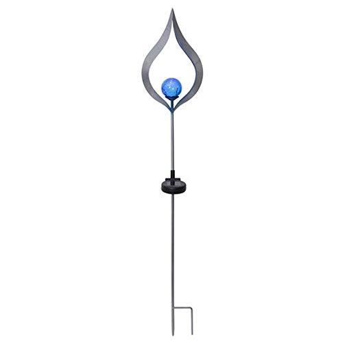 Star 480-65 Barre solaire à DEL, Métal, 1 W, gris, 85 x 18 x 7 cm