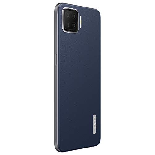Oppo F17 (Navy Blue, 6GB RAM, 128GB Storage) with No Cost EMI/Additional Exchange Offers