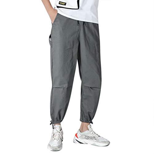 Pantaloni Lunghi e Pantaloncini Palestra Tight Sportivo Leggero per Corsa Pantaloni Compressione Termica da Uomo in Pile Base Layer Collant Leggings da Corsa Invernali