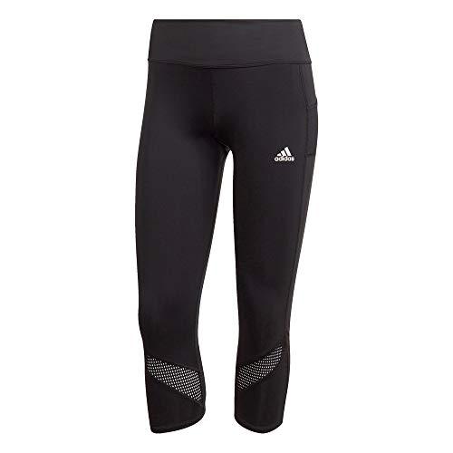 adidas Damen Own The Run Tights, Black, XS
