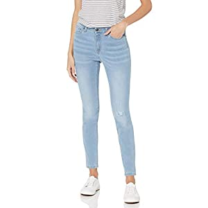 Women's Classic Five-Pocket Skinny Denim Jeans