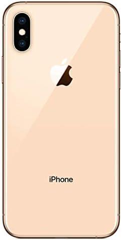 (Renewed) Apple iPhone XS, US Version, 256GB, Gold – Unlocked