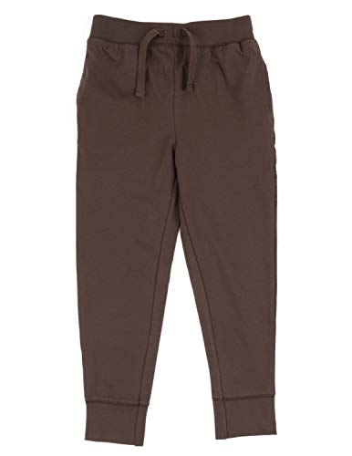 Leveret Kids Boys Pants Brown Size 14 Years