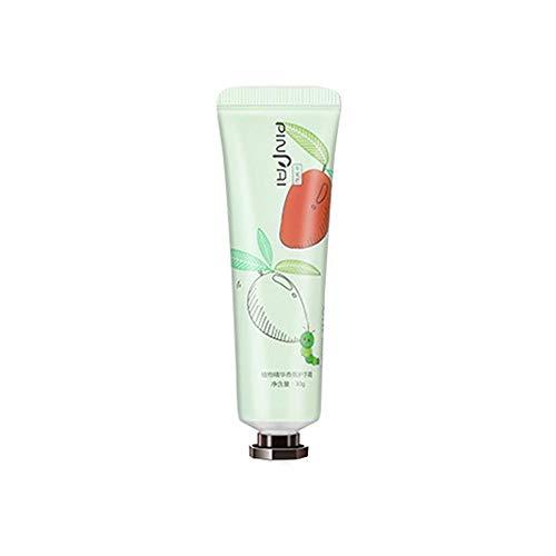 Crema de Manos hidratante Cuidado de la Piel no grasiento Crema de Manos Anti-congelación Anti-grieta Crema de Manos 30g