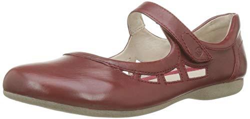 Josef Seibel Damen Fiona 55 Geschlossene Ballerinas, Rot (Rubin 396), 42 EU