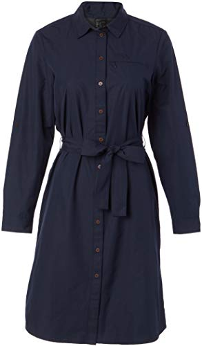 Jack Wolfskin Lakeside Robe Femme Midnight Blue FR: XL (Taille Fabricant: XL)