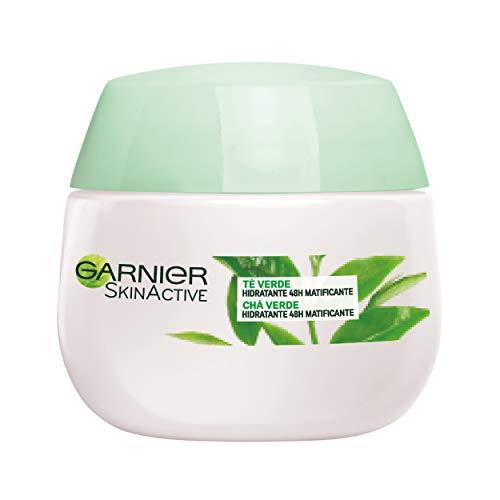 Garnier Skin Active - Gama Botánica Gel Hidratante Refrescante con Savia de Aloe para Piel Mixta - 50 ml
