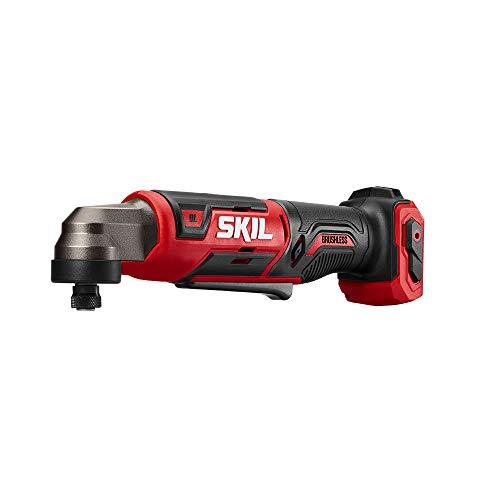 """SKIL Pwrcore 12 Brushless 12V 1/4"""" Hex, Right Angle Impact Driver, Bare Tool - RI574501"""