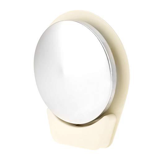 LANTRO JS - Interruptor de pie dental duradero y de alta calidad, Interruptor de pie de control dental de 1 pieza, 2 orificios, Accesorio de sillón dental de pedal redondo, Interruptor de pedal dental