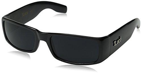 LOCS Sunglasses Hardcore Black 0103