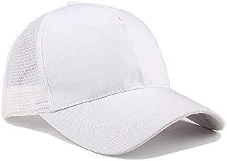 BEESCLOVER Summer Ponytail Cap Women's Fashion Hat Snapback