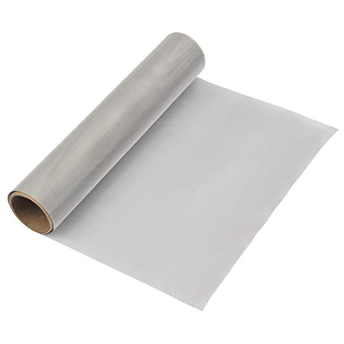 100 micron stainless steel mesh - 1