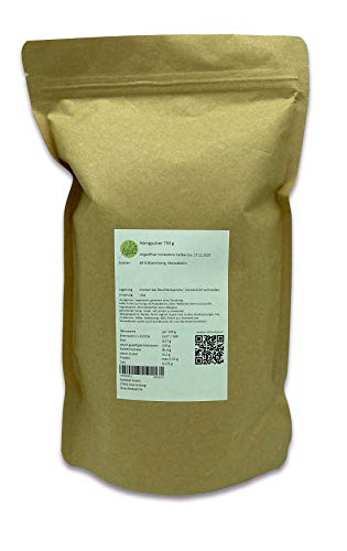 Honigpulver 750 g - bester sprühgetrockneter Honig - vielseitig, praktisch, lecker - ideal für den Vorrat