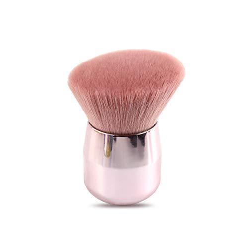 WBTY Pinceau à fond de teint, blush, poudre - Tête de champignon - Pinceau de maquillage professionnel