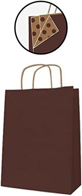 Agipa PAQ 50 Staubsaugerbeutel 35 x 16 x 40 40 40 Kraftpapier Schokolade B01G7HHX7M | Attraktiv Und Langlebig  23cb56