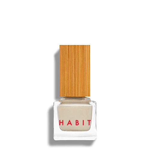 Vernis à Ongles Habit Cosmetics 9ml (n°11 - Pearl of a Girl)