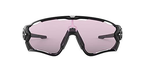 Oakley Unisex-Adult Jawbreaker Sunglasses, Schwarz, 55mm