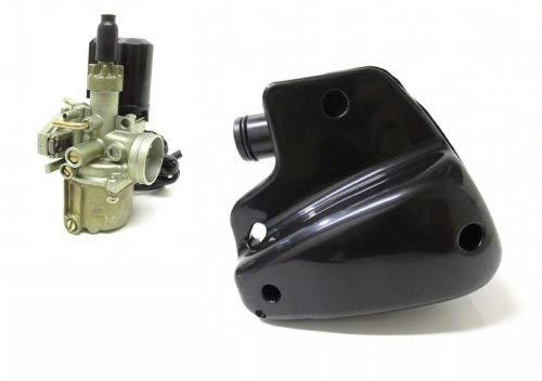 Vergaser Luftfilter Set für Peugeot Speedfight 1 2 50 AC LC