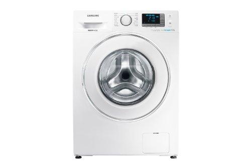 Samsung WF81F5E5U4W/ET lavatrice Libera installazione Caricamento frontale Bianco 8 kg 1400 Giri/min A+++