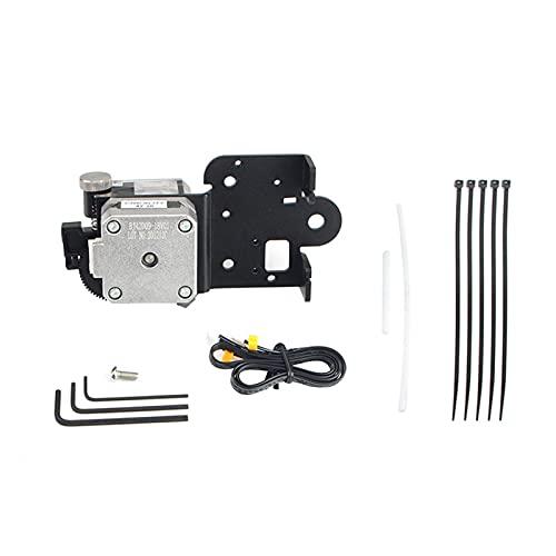 Extruder Kit 3D Printer Parts, Metal CR-10 Bowden Extruder Feeder Drive 1.75mm Filament, Teflo-n Tube PTFE Tubing (1.5M), For Creality Ender-3 V2 CR-10 V2/V3 E3D