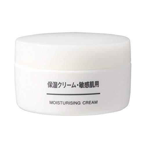 無印良品 敏感肌用クリーム 50g 44293973 50グラム (x 1)