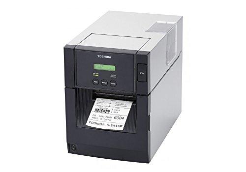 Toshiba B-SA4TM, DT/TT, 203dpi Centronics, USB, LAN, 18221168664 (Centronics, USB, LAN 4 mid range printer, metal body)