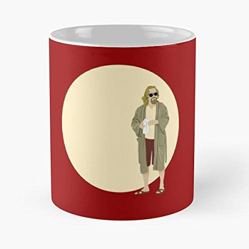 Film NOTA Comic Actor Dude Big Lebowski Best 11 oz Kaffeebecher - Nespresso Tassen Kaffee Motive