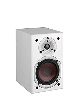 Dali Spektor 1 Speakers (Pair) White by DALI