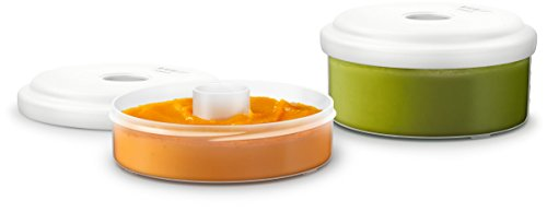 Philips Avent SCF876/02 Babynahrung Aufbewahrungsbehälter, weiß - 2