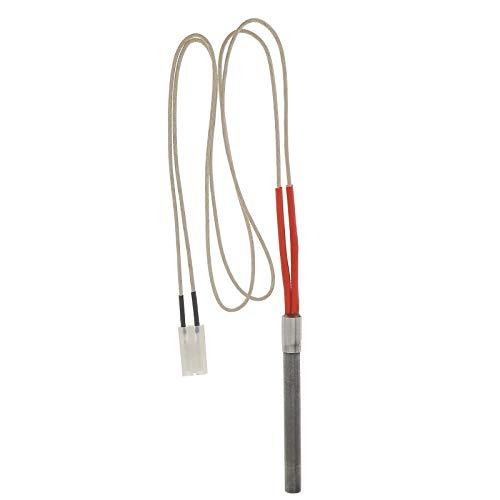 Igniter Hot Rod für Traeger Pellet Öfen Beinhaltet Sicherung und Anleitung 120V 600MM 200W