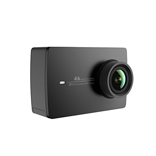 YI 4K Action and Sports Camera, 4K/30fps Video 12MP Raw...