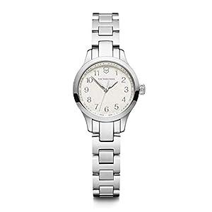 Victorinox Mujer Alliance XS – Reloj analógico de Cuarzo/Cuero de