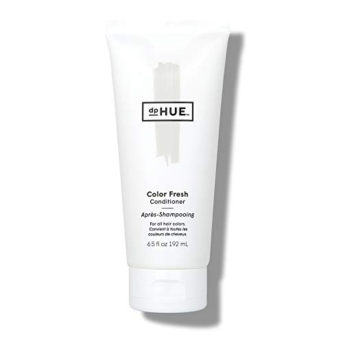 dpHUE Color Fresh Conditioner, 6.5 oz - Moisturizing Conditioner for Color-Treated Hair with Kumquat & Sunflower Seed Extract - Gentle & Effective Color Safe Conditioner
