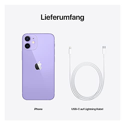 Neues Apple iPhone 12 Mini (256GB) - Violett