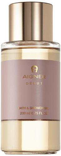 Aigner Debut femme/women, Duschgel 200 ml, 1er Pack (1 x 0.292 kg)