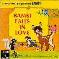 Bambi Falls in Love (8mm 5 Inch Reel Tape) (Super 8)