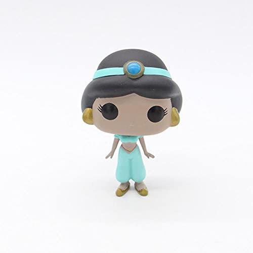 Aladdin y la lámpara mágica Figura de acción Juguetes 10cm