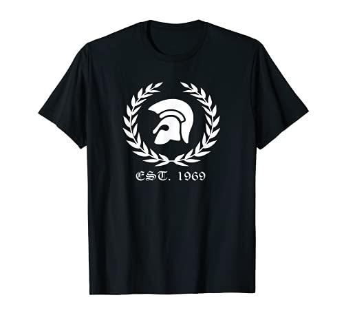 Trojan Skinhead Ska Oi Revolution 1969 T-Shirt Tees T-Shirt