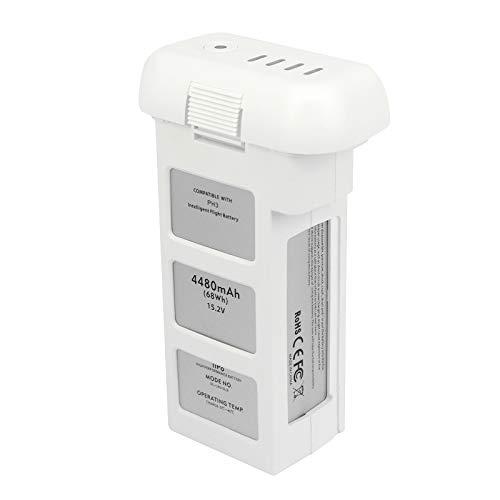 「正規品」交換用バッテリー DJI Genie 3ドローン交換用バッテリーPhantom3 15.2V 4480mAh 68Whに最適