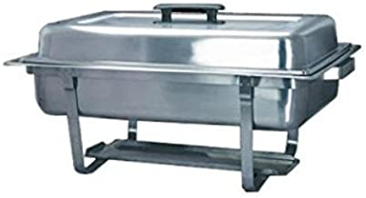 Daily Chef Stainless Steel Royal Chafer 8qt Chafing Dishes Kitchen Dining