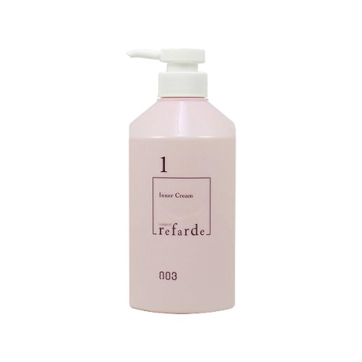 減衰まっすぐ命題ナンバースリー ルファルデ インナークリーム 詰替用ボトル