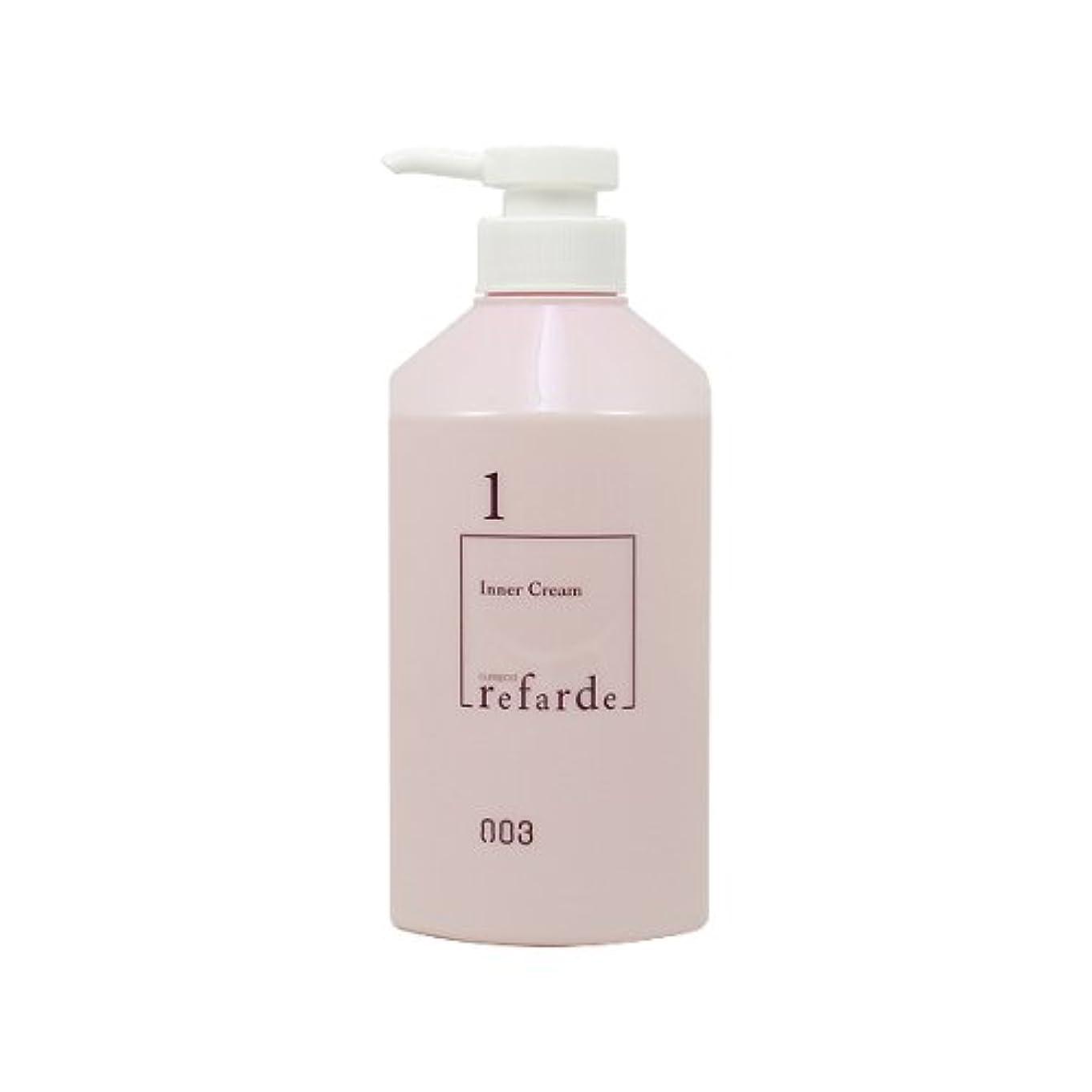 財政通知する株式会社ナンバースリー ルファルデ インナークリーム 詰替用ボトル