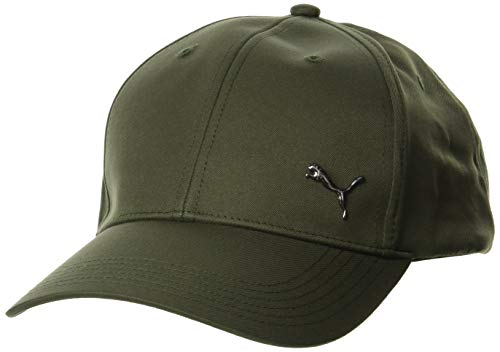 PUMA Erwachsene Kappe Metal Cat Cap, Forest Night, Adult, 21269