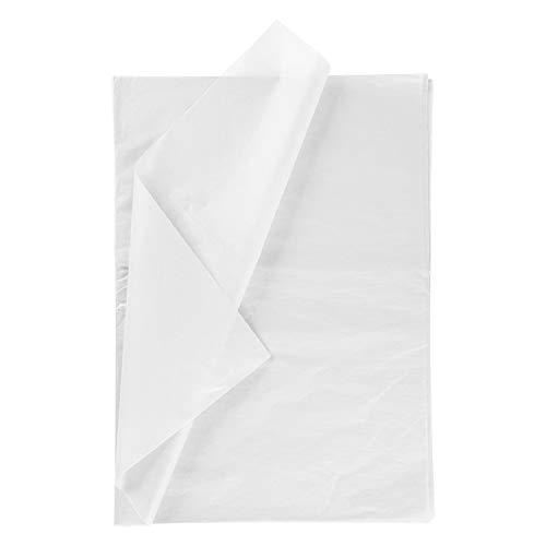 100 fogli di carta velina colorata 50 X 75cm Silver ODL Packaging Ltd